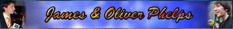 Willkommen auf Phelpsaholics, der ersten deutsch/englischen James & Oliver Phelps Seite!