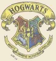 Hogwarts-Wappen