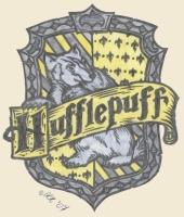 Hufflepuff-Wappen