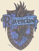 Ravenclaw-Wappen